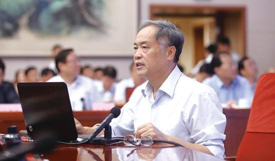 中國3D打印領域教父中南海講課 製造業受重視