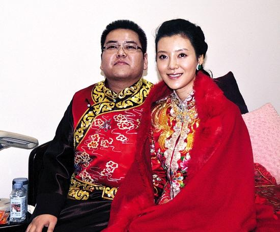 山西海鑫钢铁集团董事长、山西前首富李兆会曾与女星车晓 有过一段婚姻