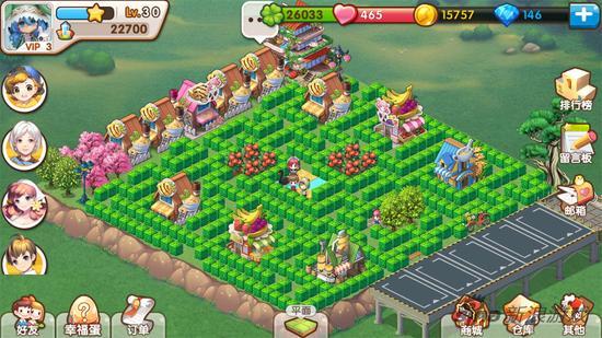 《全民小镇》绿色迷宫布局详细解析