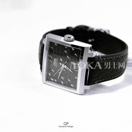 豪利时oris限量版数独腕表