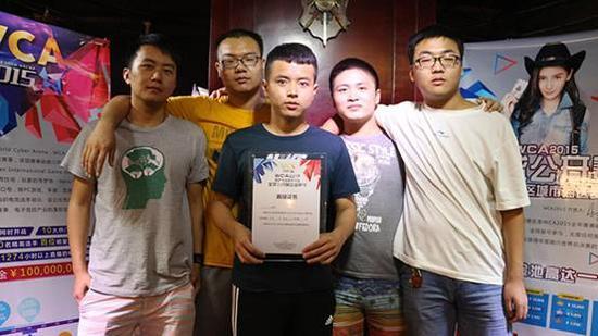 西安站冠军——DDV战队