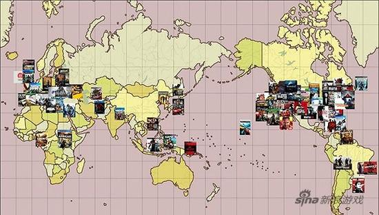 Game world map around the world in open world games soyobo game world map around the world in open world games gumiabroncs Images