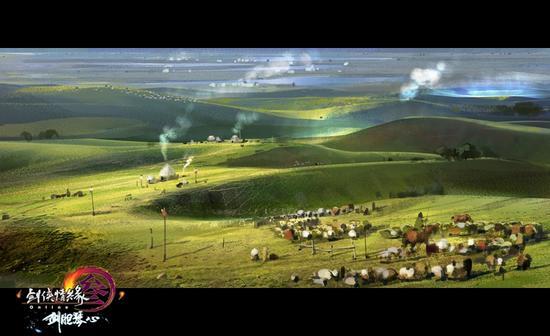 草原风光即将再现