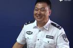 新浪吉林采访受邀阅兵观礼的长春公安英模代表晁军