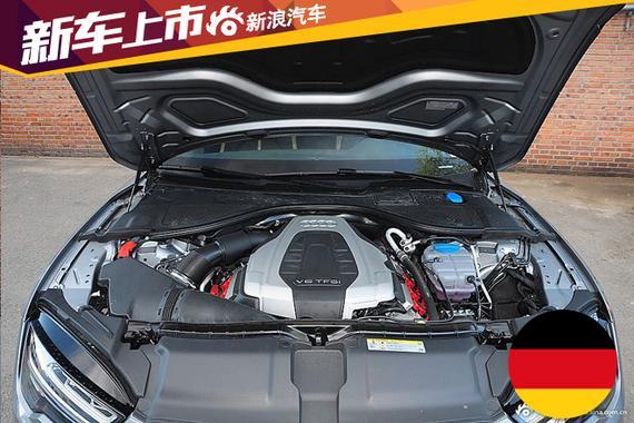 新奥迪A7 S7正式上市 售65.8 135.8万高清图片