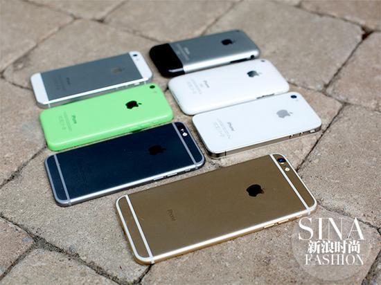 iPhone从3G到6的进化