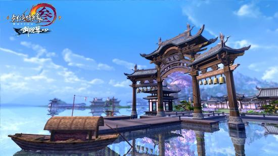 长歌门是大唐三大风雅之地