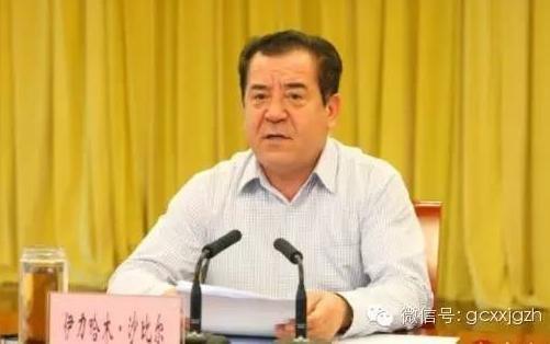 乌鲁木齐市长伊力哈木·沙比尔
