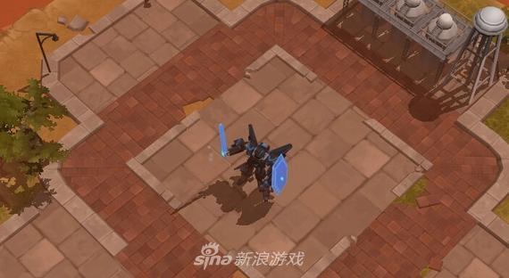 《空甲联盟》攻击机游戏截图