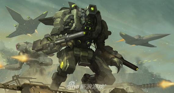 《空甲联盟》尼奥机