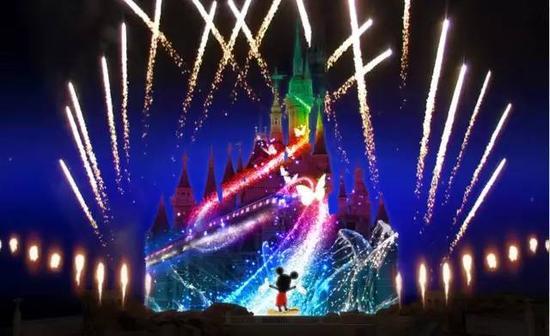 上海迪士尼30张官方效果图一览