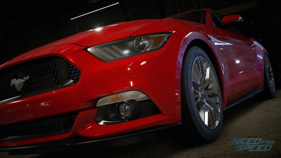 福特野马GT