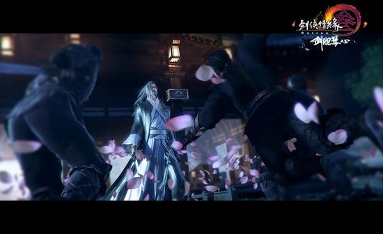 李白是主要角色