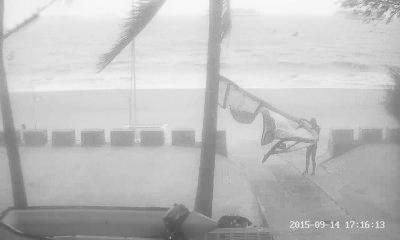 海南玩海人帆船帆板运动俱乐部监控画面