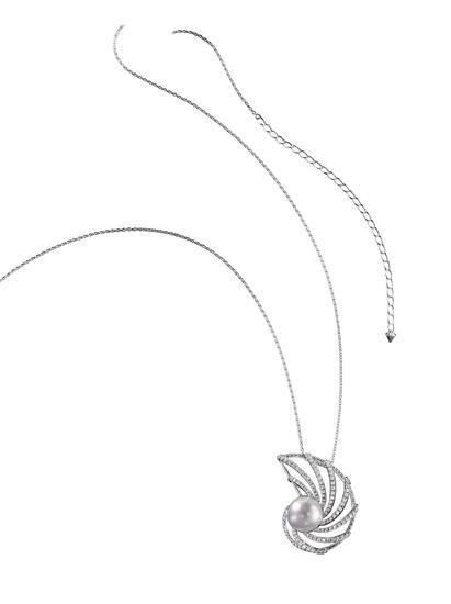 珠宝手绘线条的画法