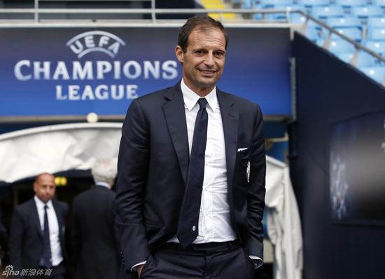 阿莱格里:上赛季的欧冠联赛难以忘记