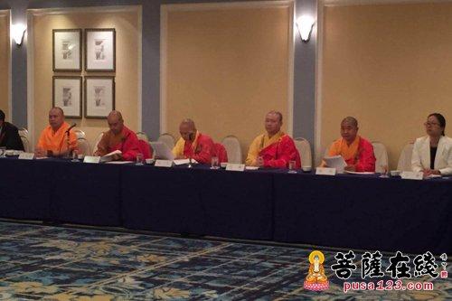 中国佛教协会一行赴日出席会议,并对日本佛教界进行友好访问