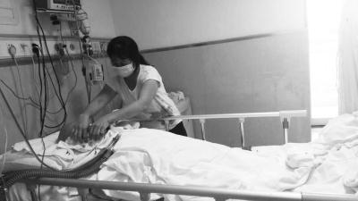 王雪婷还在重症监护室
