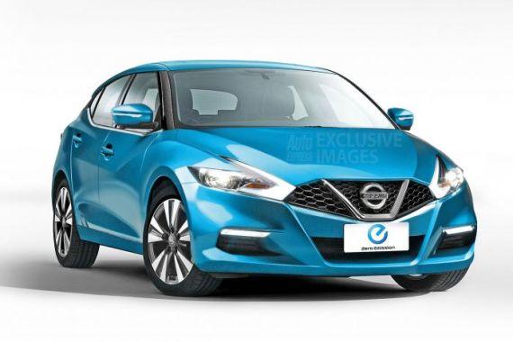 Nissan Leaf 01