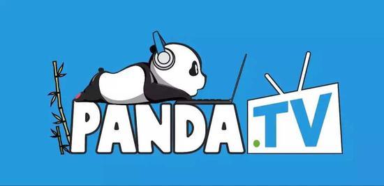 熊猫TV的LOGO形象