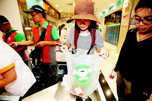 武汉兼职快递员人数超万人 可用几个平台同时