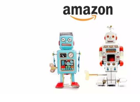 """在亞馬遜 藍領白領都只不過是""""亞馬遜機器人"""""""