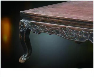 與傳統家具中常見的燈草線相比,碗口線製作工藝難度要大得多。
