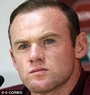演员希亚?拉博夫(Shia La Boeuf)和球星韦恩?鲁尼(Wayne Rooney)的面部宽高比都很高。