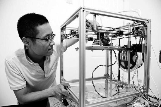 乔克兄弟成国内崛起最快3D打印公司
