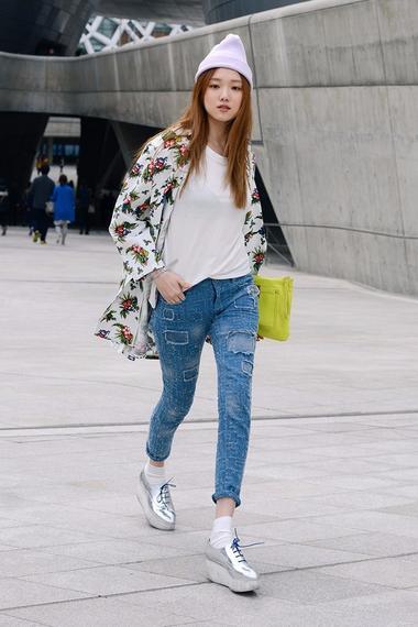 Jin Kyung Fashion Week