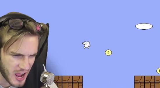 油土鳖知名游戏博主玩猫里奥4
