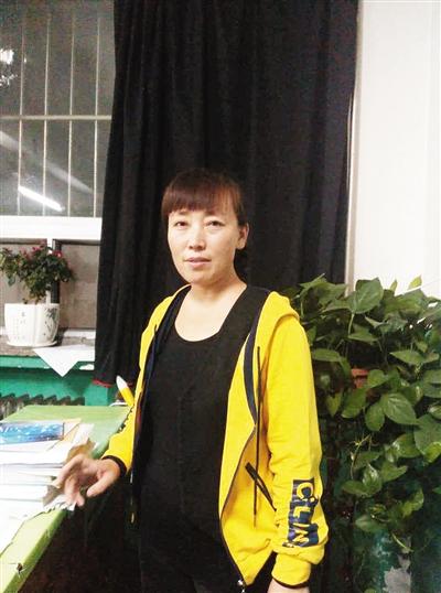 陈文艳老师照片。 受访者供图