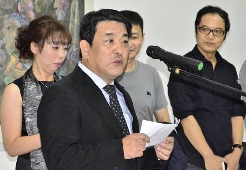 梵谷日本分公司代表北哲男