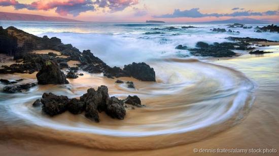 如果气候持续变暖,海平面最终将升高数十米。