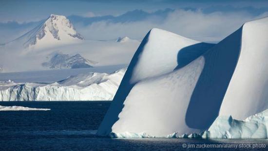 """""""古新世-始新世极热事件""""之前的南极洲没有冰天雪地。"""