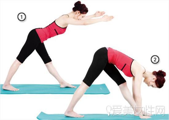 运动后简单伸展5步骤 - 减肥 - 涩