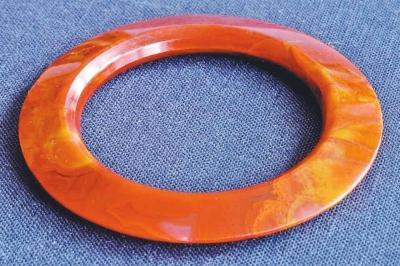 紅縞三才環