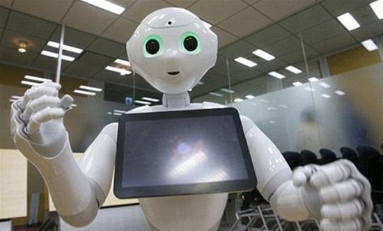情绪机器人Pepper