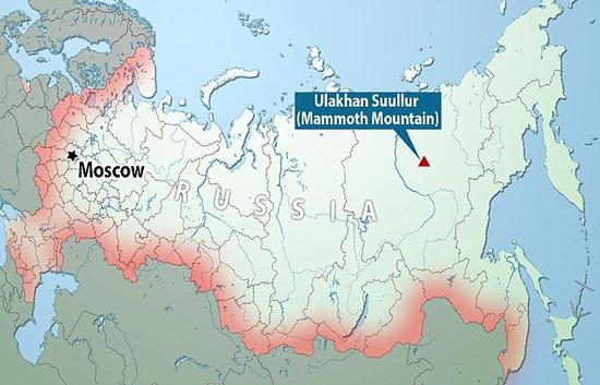 这种杆菌最初于6年前被发现,发现地为萨哈共和国猛犸象山古老的永冻土层。