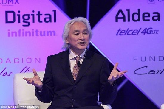 """对于这项技术进展,美国纽约大学教授,著名的美籍日裔物理学家加来道雄评价道,未来实现将人体""""瞬移""""所需要的技术突破已经达成了。他相信""""瞬间传送""""技术在本世纪末就将出现"""