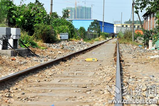 宜昌东至小溪塔将被改造的铁路