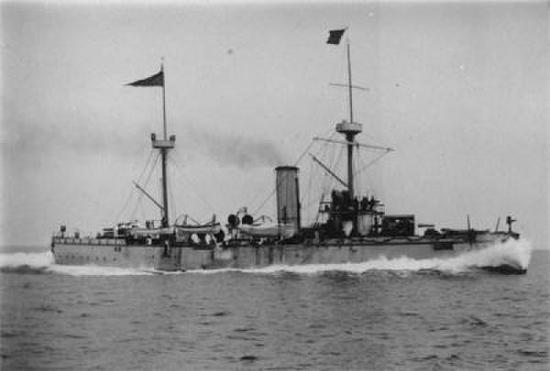 北洋舰队致远舰