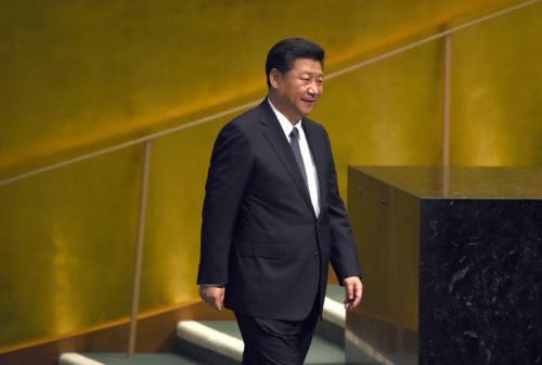 2015年联合国可持续发展首脑会议于当地时间9月26日在纽约总部继续进行。中国国家主席习近平与会并发表讲话。