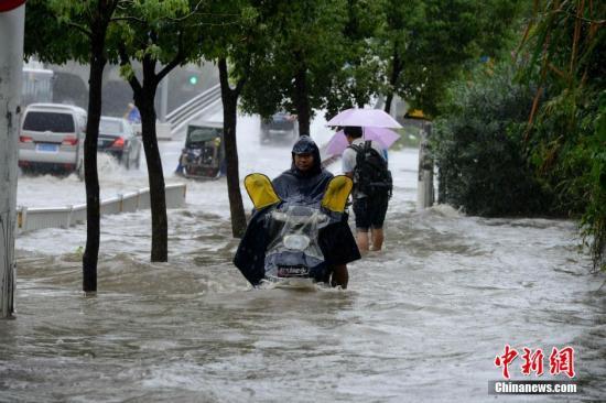 台风杜鹃影响巨大