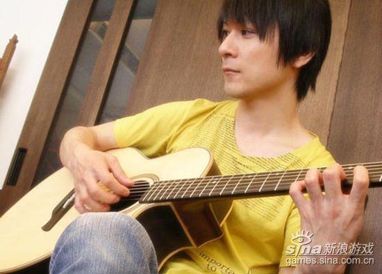 光田康典被认为是偶像作曲家