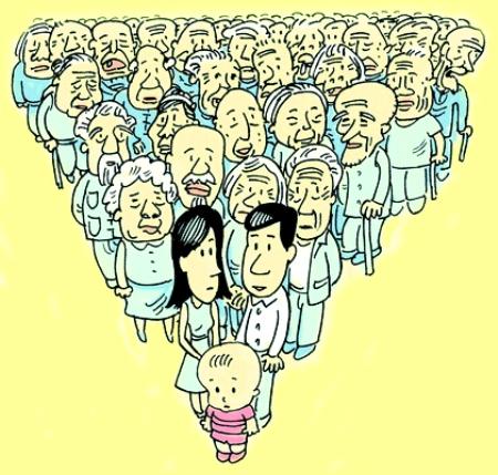 一清二白   人口减少可以缓解城市和环境资源压力,可以让有限的公共资源培养更高素质的劳动力,从而创造出更多的财富与价值。   现在,一些所谓的人口专家几乎都在忧心忡忡。   他们担心的问题是,中国人口负增长可能会加速到来,而这将对中国经济以及养老产生一系列不利影响。   前两天,某媒体聚焦于目前的少子化现象。这篇报道引用了联合国《世界人口前景2010修订本》的相关数据。联合国按高、中、低三种生育率方案,对中国人口增长率进行了预测。按照低方案,中国人口在2017年达到13.
