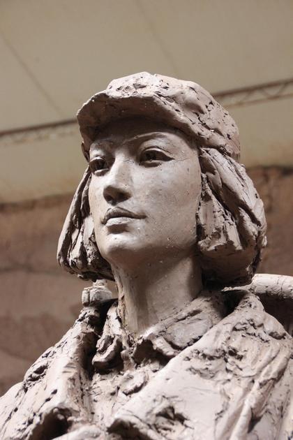 流淌在光阴里的故事——枣园广场雕塑设计师马强细说设计始末