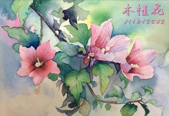 木槿花是韩国的国花,又名无穷花,在北美有沙漠玫瑰的美称。花大,单生叶腋,直径5~8厘米,单瓣或重瓣,有白、粉红、紫红等色,花瓣基部有时红或紫红;花期6~9月,花甚多,虽每花只开一日,但每天都有大量的花开放,十分美丽。   护肤功效:   木槿包含大量的营养成分与无机元素,富含人体必需的微量元素,如钙、镁、铁、锌等。其茎皮具有清热解毒、消肿止痒以及抗菌防氧化的作用,能够缓解敏感肌肤的不适并延缓皮肤的衰老。   护肤专员推荐产品:   WEYOUNG 木槿雪颜保湿爽肤水 V1系列   特点:韩国企业级