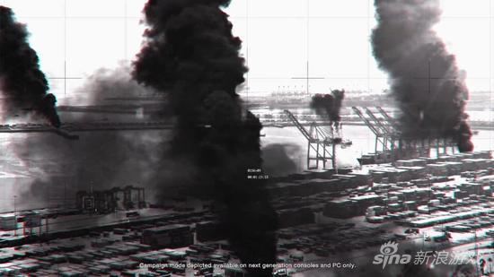 大爆炸后的港口