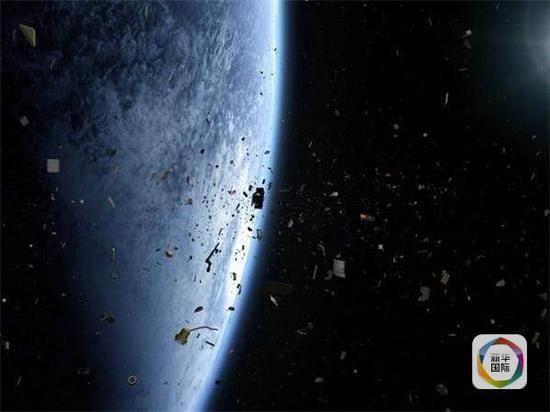 太空垃圾就是空间碎片。